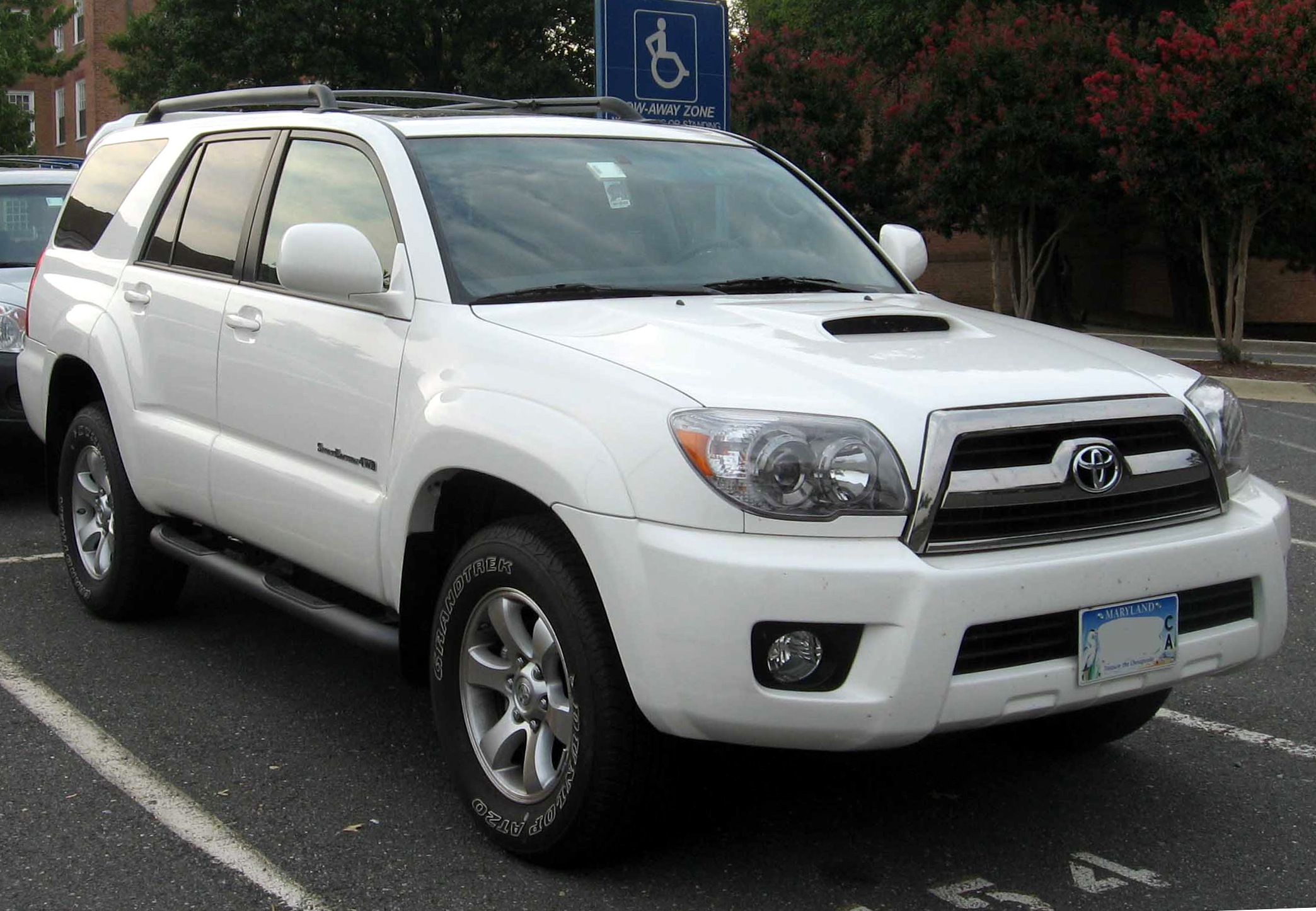 2006 Toyota 4runner Information And Photos Momentcar