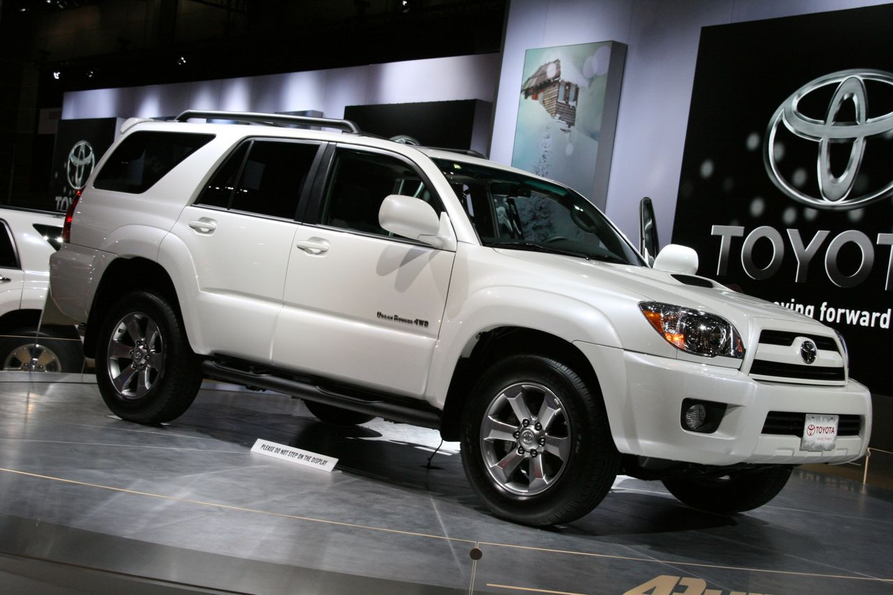 Diecast Toyota 4runner >> 2008 Toyota 4Runner - Information and photos - MOMENTcar