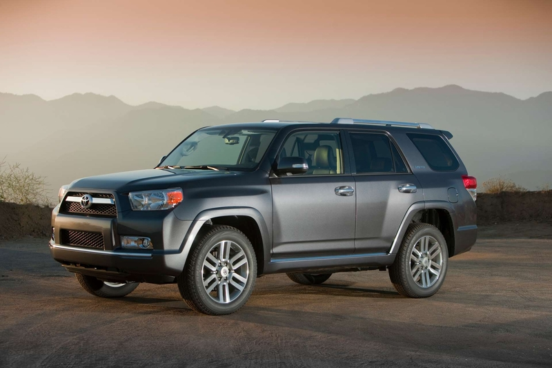 Toyota 4Runner Limited #15