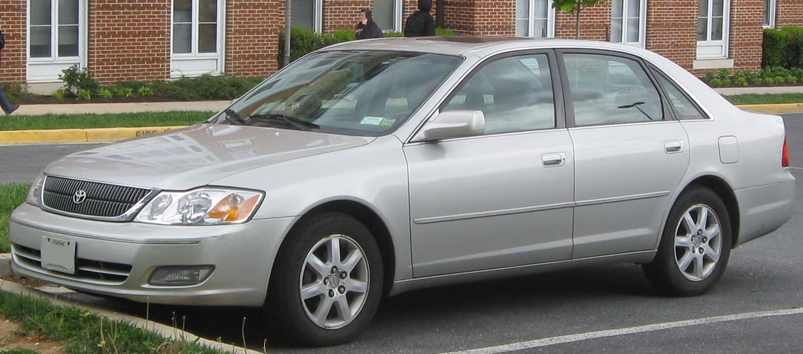 2002 toyota avalon information and photos momentcar