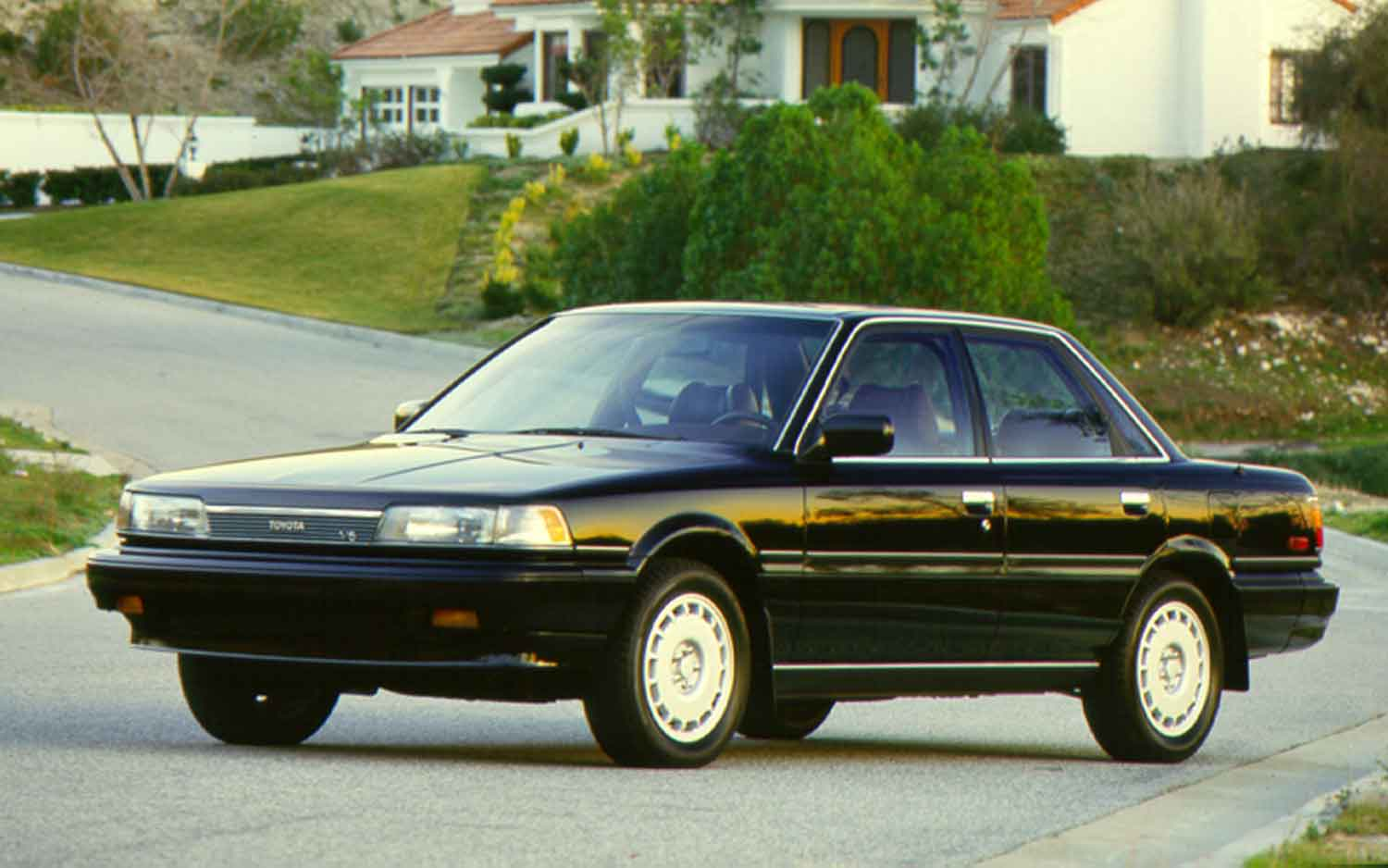 1984 Toyota Camry Information And Photos Momentcar