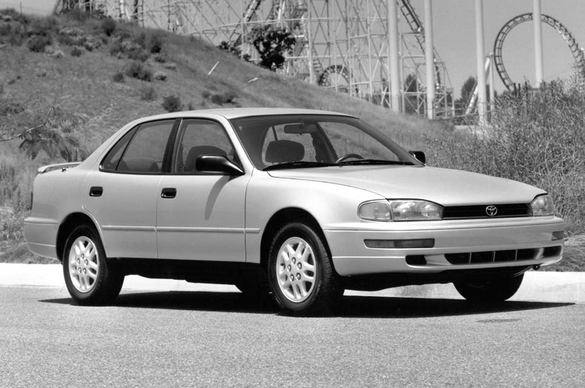 1992 Toyota Camry - Information and photos - MOMENTcar