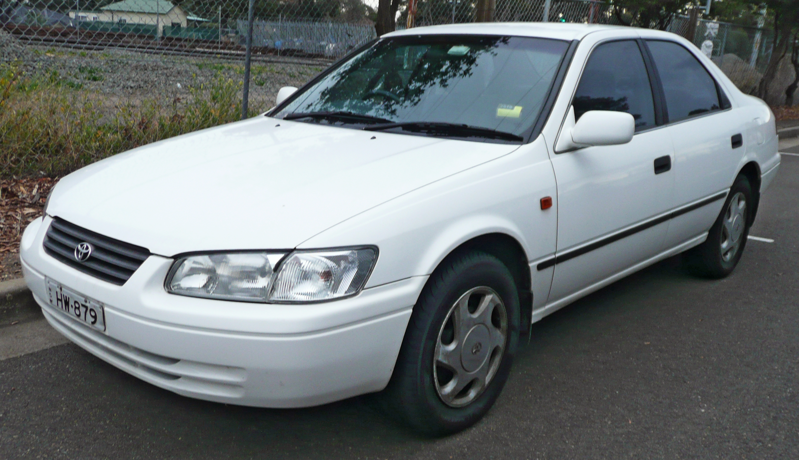 1997 Toyota Camry - Information and photos - MOMENTcar
