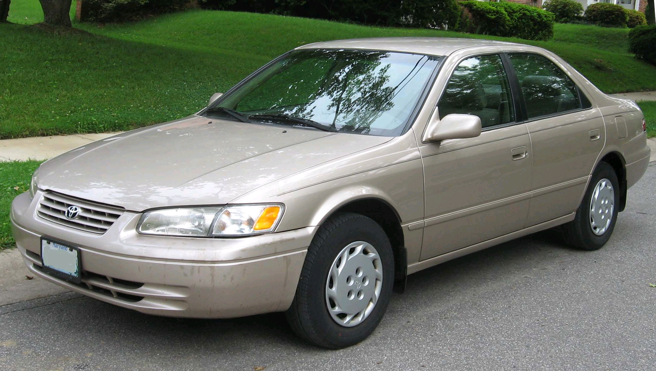 1998 Toyota Camry Information And Photos Momentcar