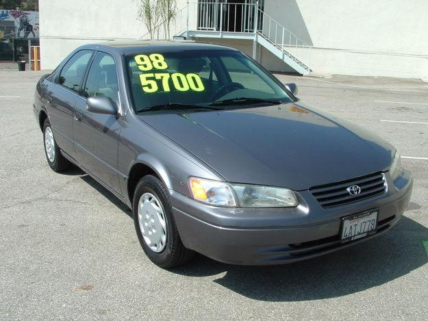 Car For Sale Toyota Camry