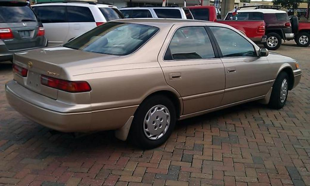 1999 Toyota Camry Information And Photos Momentcar