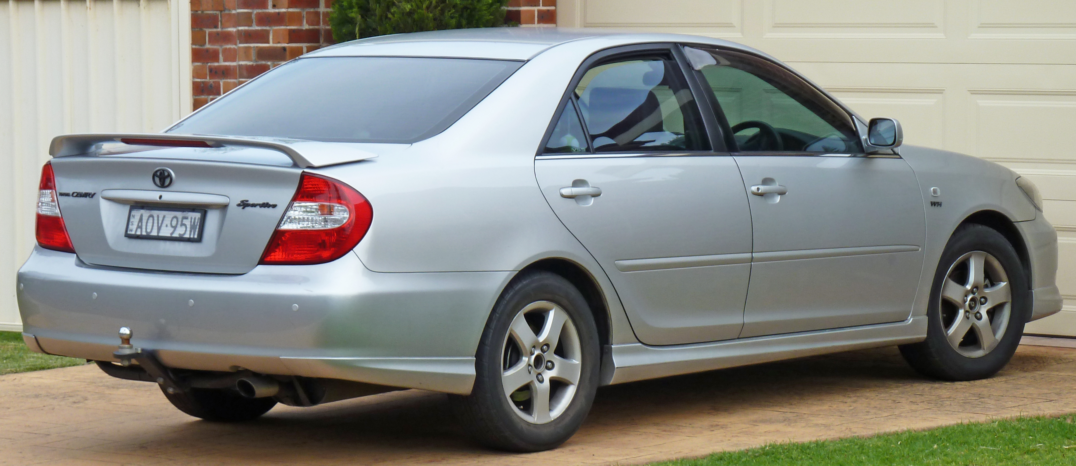 2004 Toyota Camry Information And Photos Momentcar