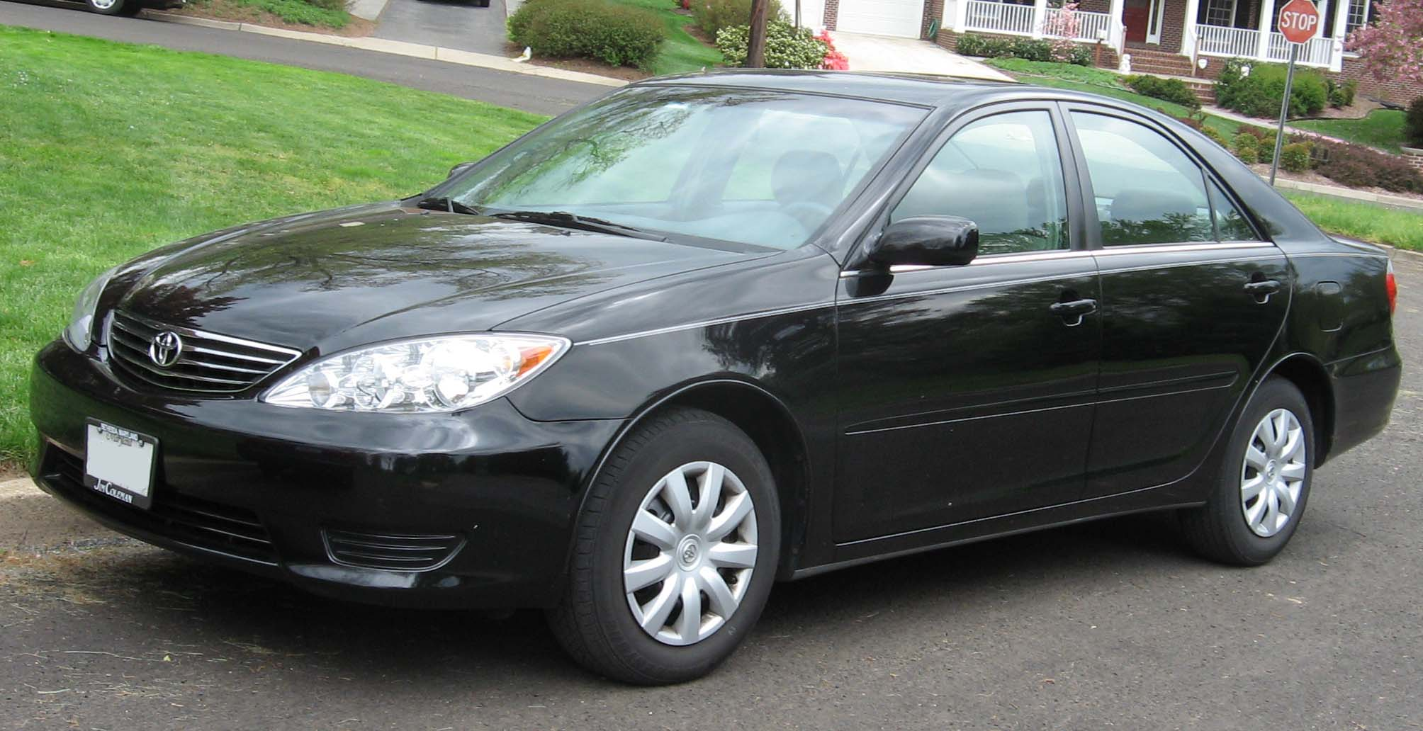 2005 Toyota Camry Information And Photos Momentcar