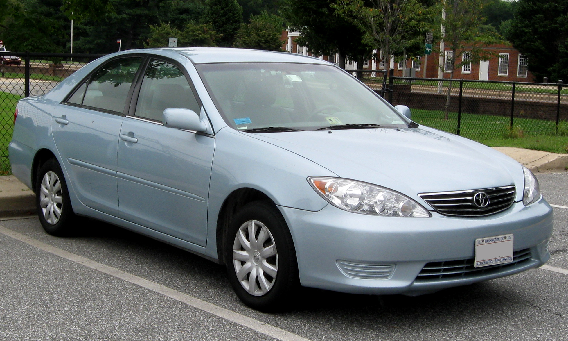 2006 toyota camry information and photos momentcar. Black Bedroom Furniture Sets. Home Design Ideas