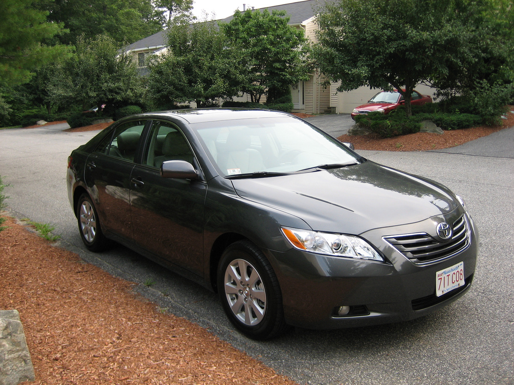 2008 toyota camry information and photos momentcar. Black Bedroom Furniture Sets. Home Design Ideas