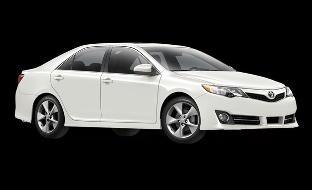 Toyota Camry SE Limited Edition #39