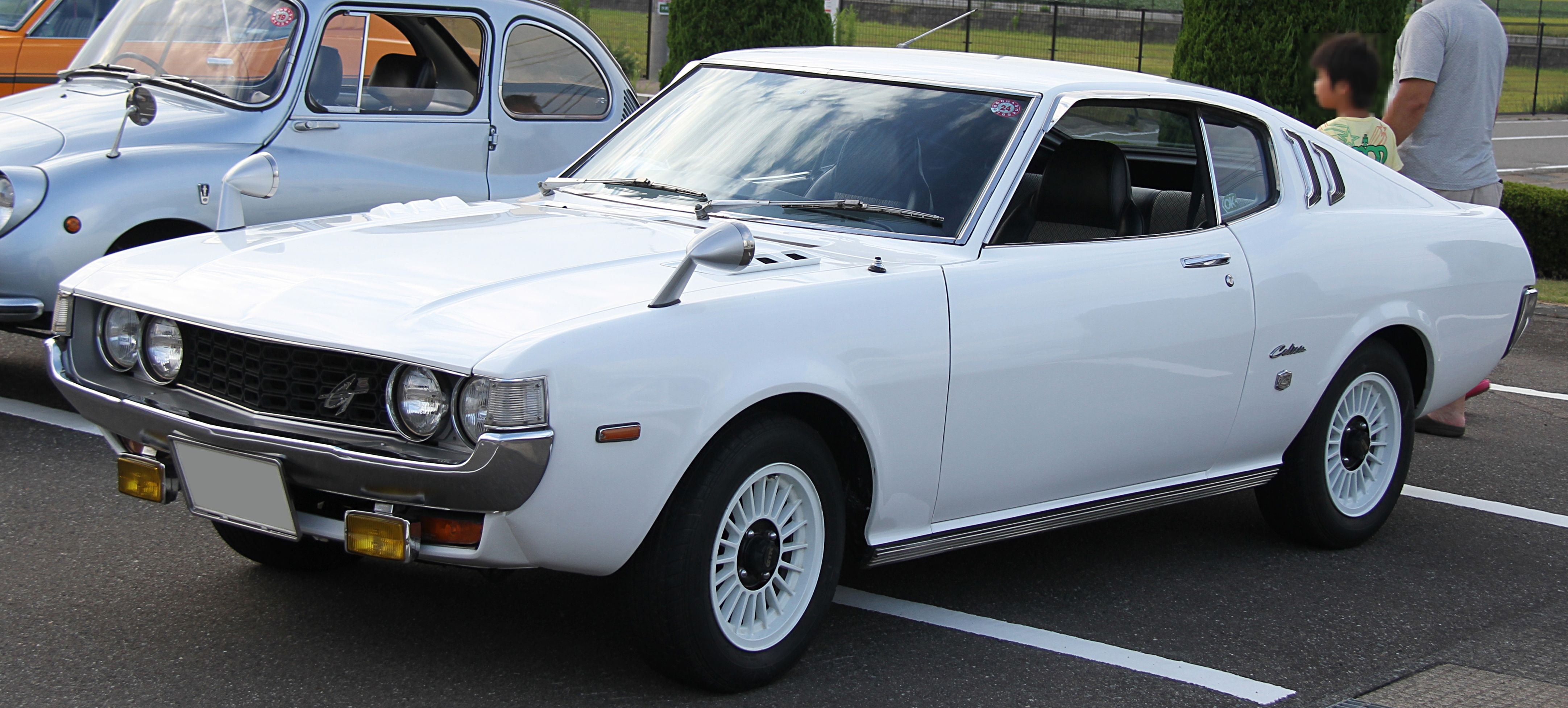 1973 Toyota Celica Information And Photos Momentcar For Sale 3