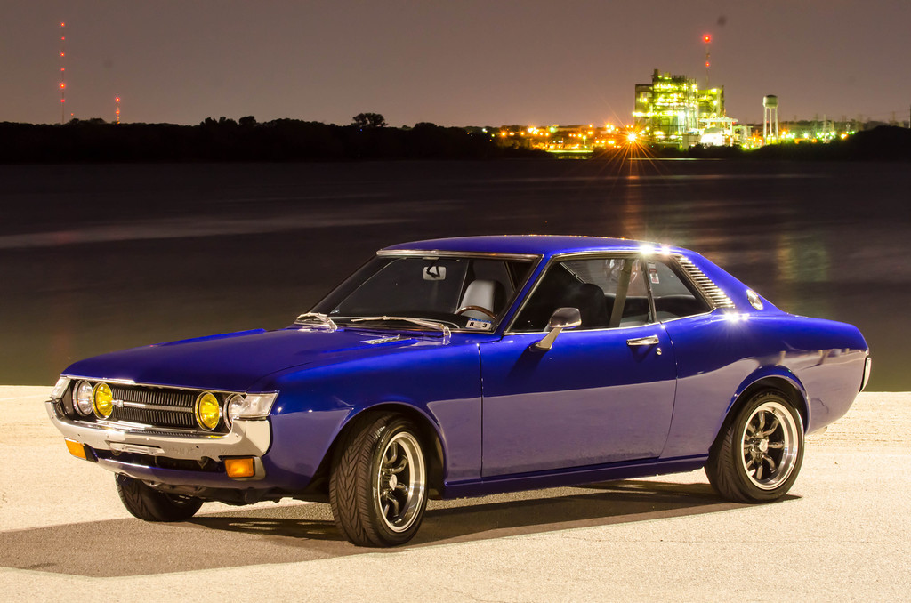 1974 toyota celica - information and photos