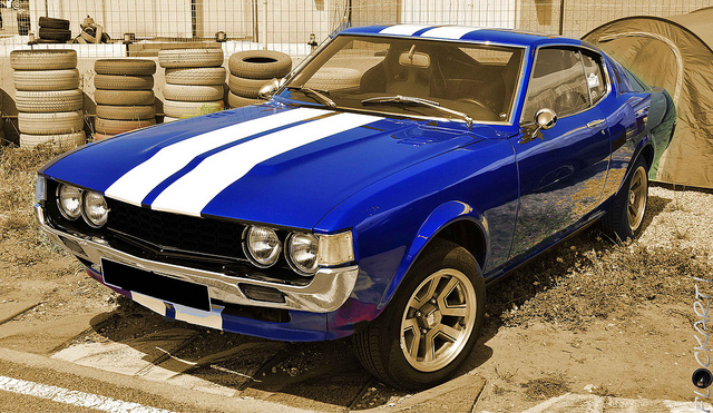 1977 Toyota Celica Information And Photos Momentcar