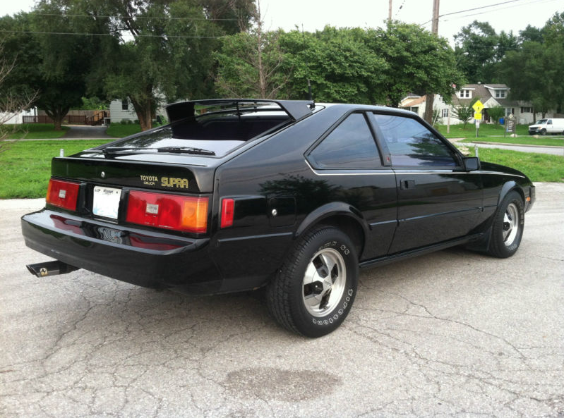 1982 Toyota Celica Information And Photos Momentcar