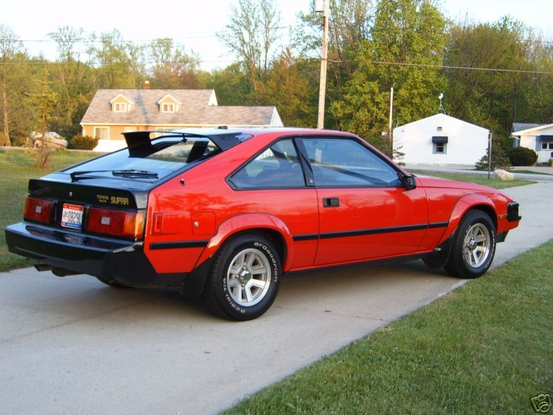 1983 Toyota Celica Information And Photos Momentcar