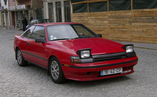 1987 Toyota Celica Information And Photos Momentcar