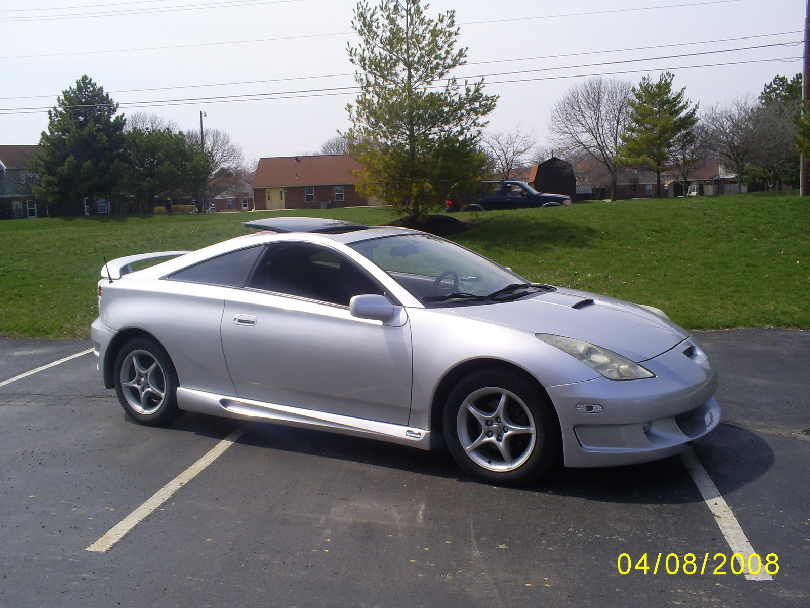 2000 toyota celica information and photos momentcar. Black Bedroom Furniture Sets. Home Design Ideas