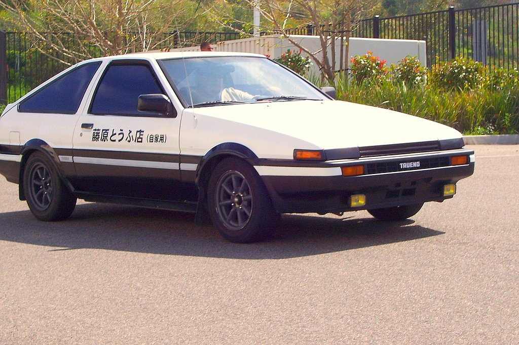 1986 Toyota Corolla Information And Photos Momentcar