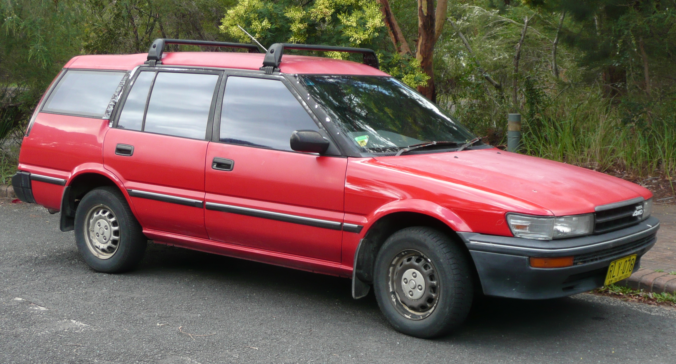 1988 Toyota Corolla Information And Photos Momentcar Ae92 Wiring Diagram 5