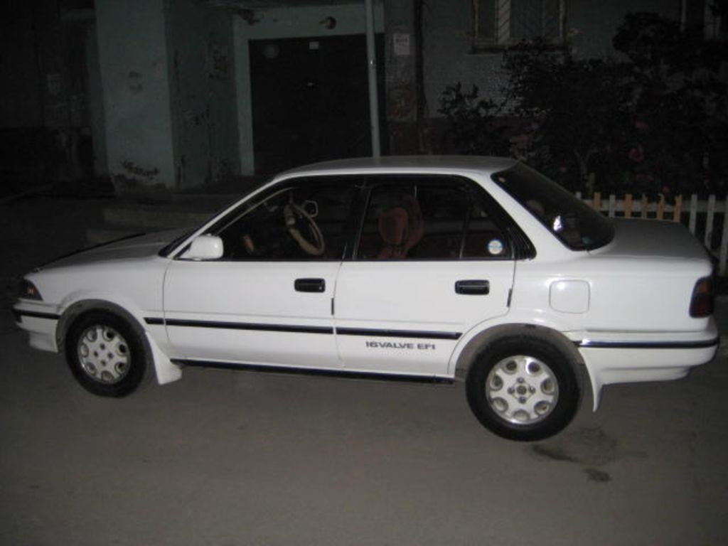 1988 Toyota Corolla Information And Photos Momentcar Ae92 Wiring Diagram 9