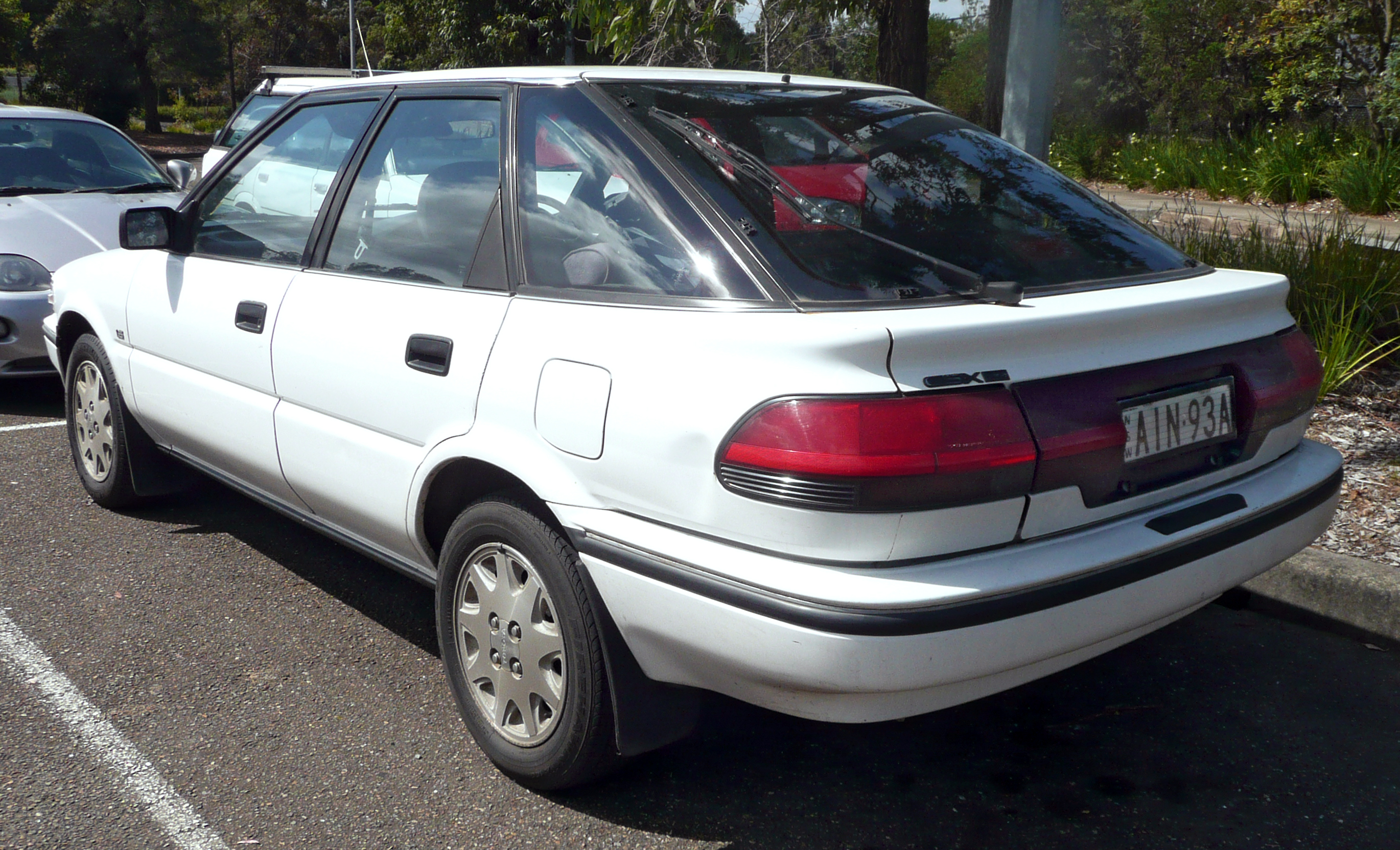 1989 Toyota Corolla Information And Photos Momentcar