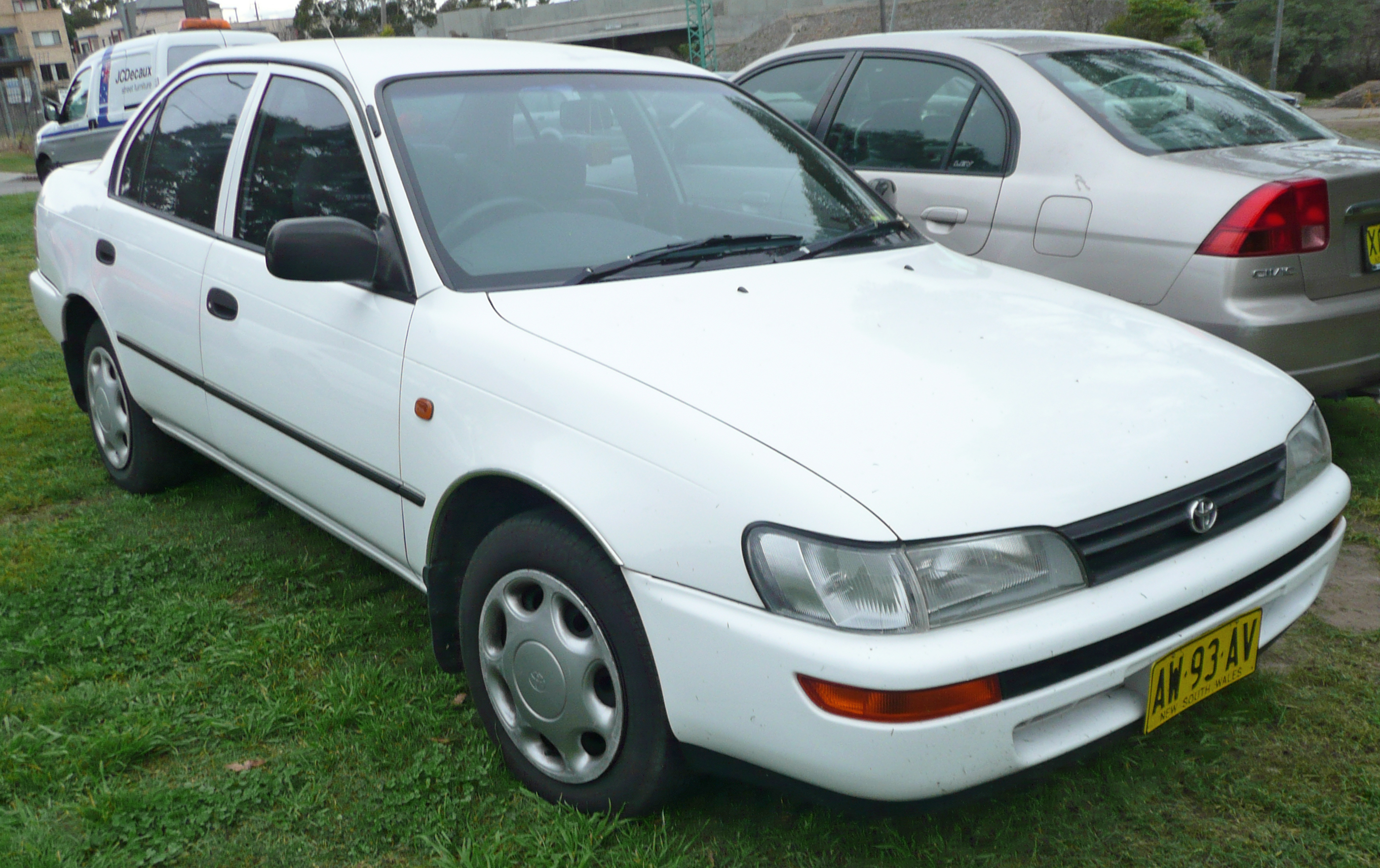 1994 toyota corolla information and photos momentcar rh momentcar com manual toyota corolla 1994 manual toyota corolla 1994