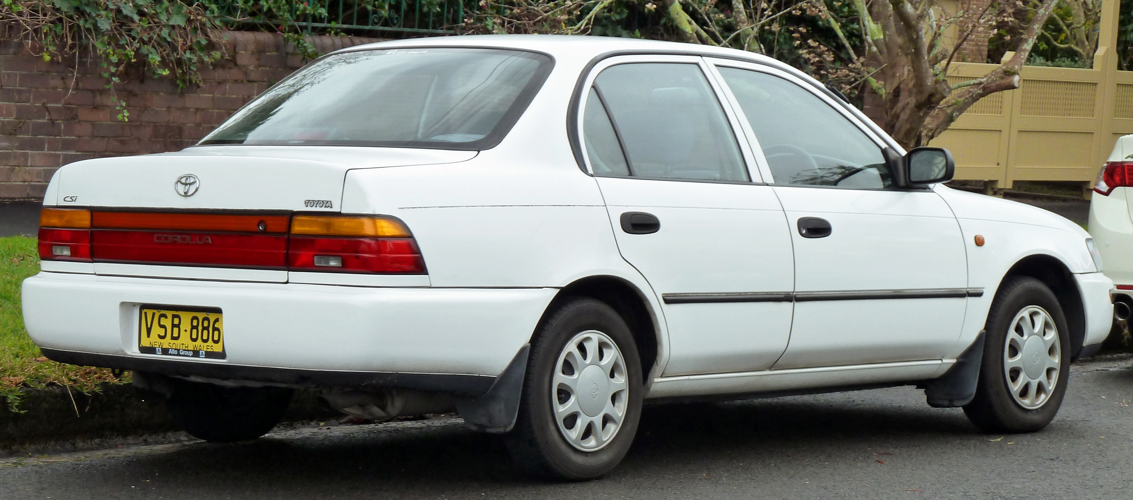 1999 Toyota Corolla Information And Photos Momentcar