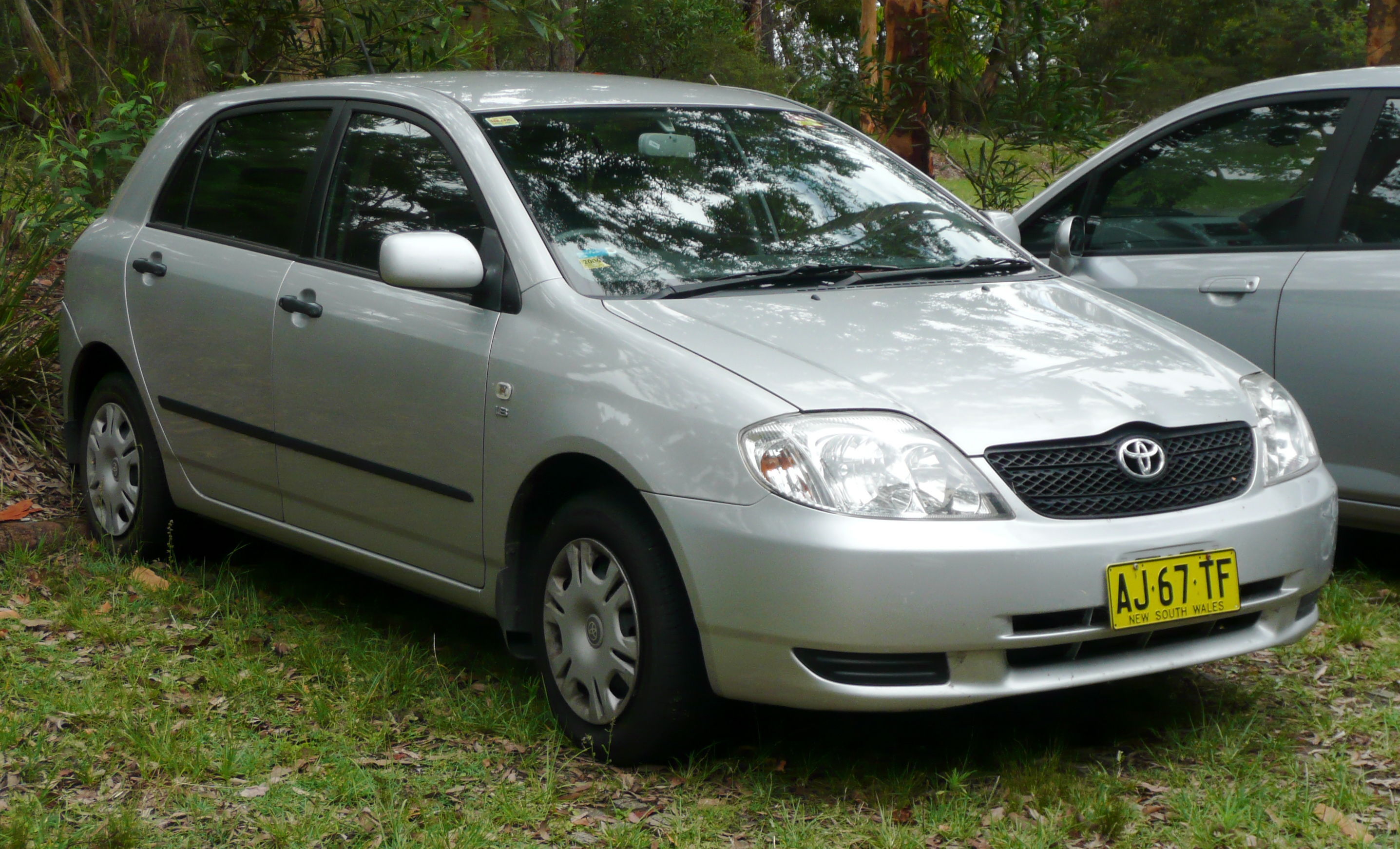 2002 toyota corolla information and photos momentcar. Black Bedroom Furniture Sets. Home Design Ideas