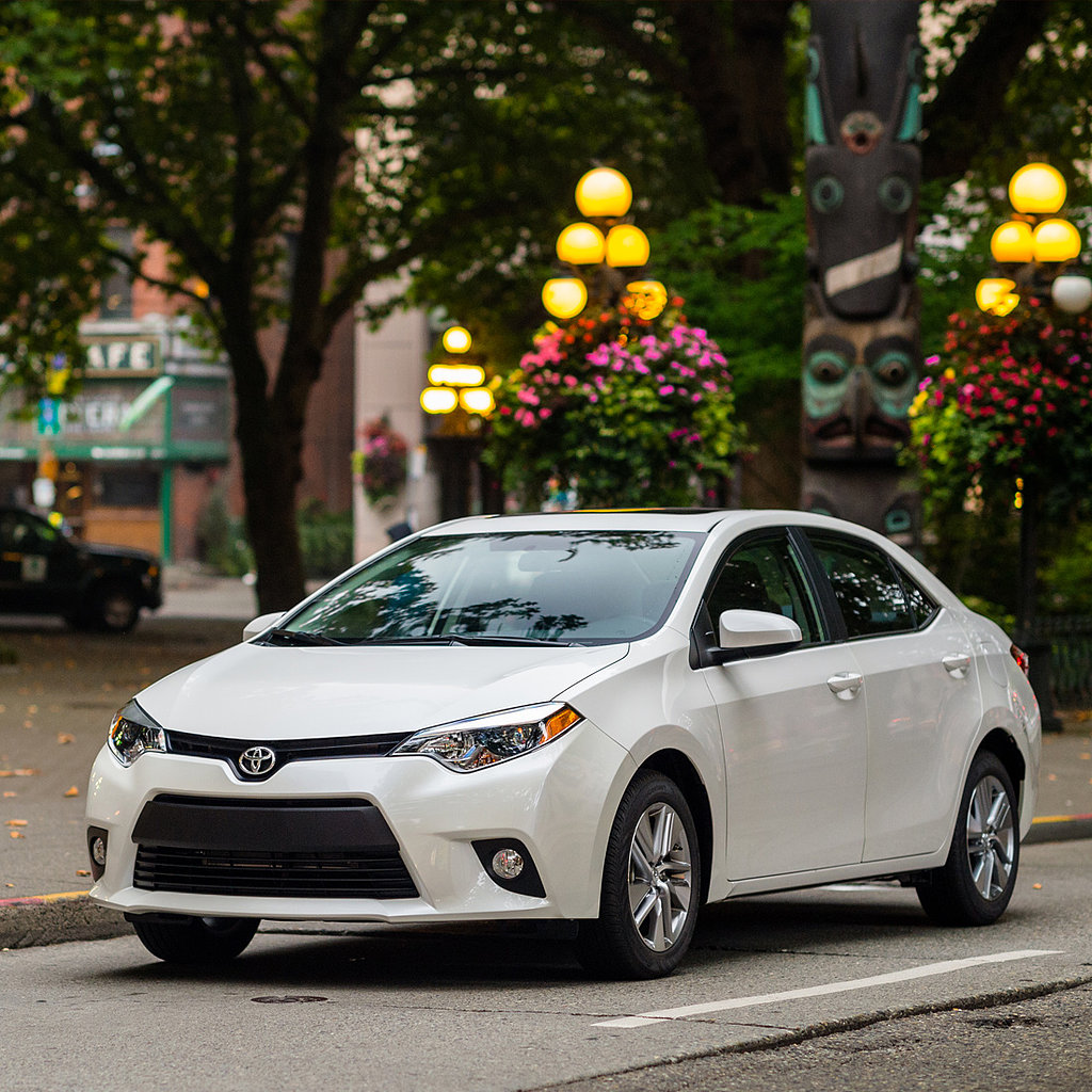 Toyota Corolla Le Eco: Information And Photos