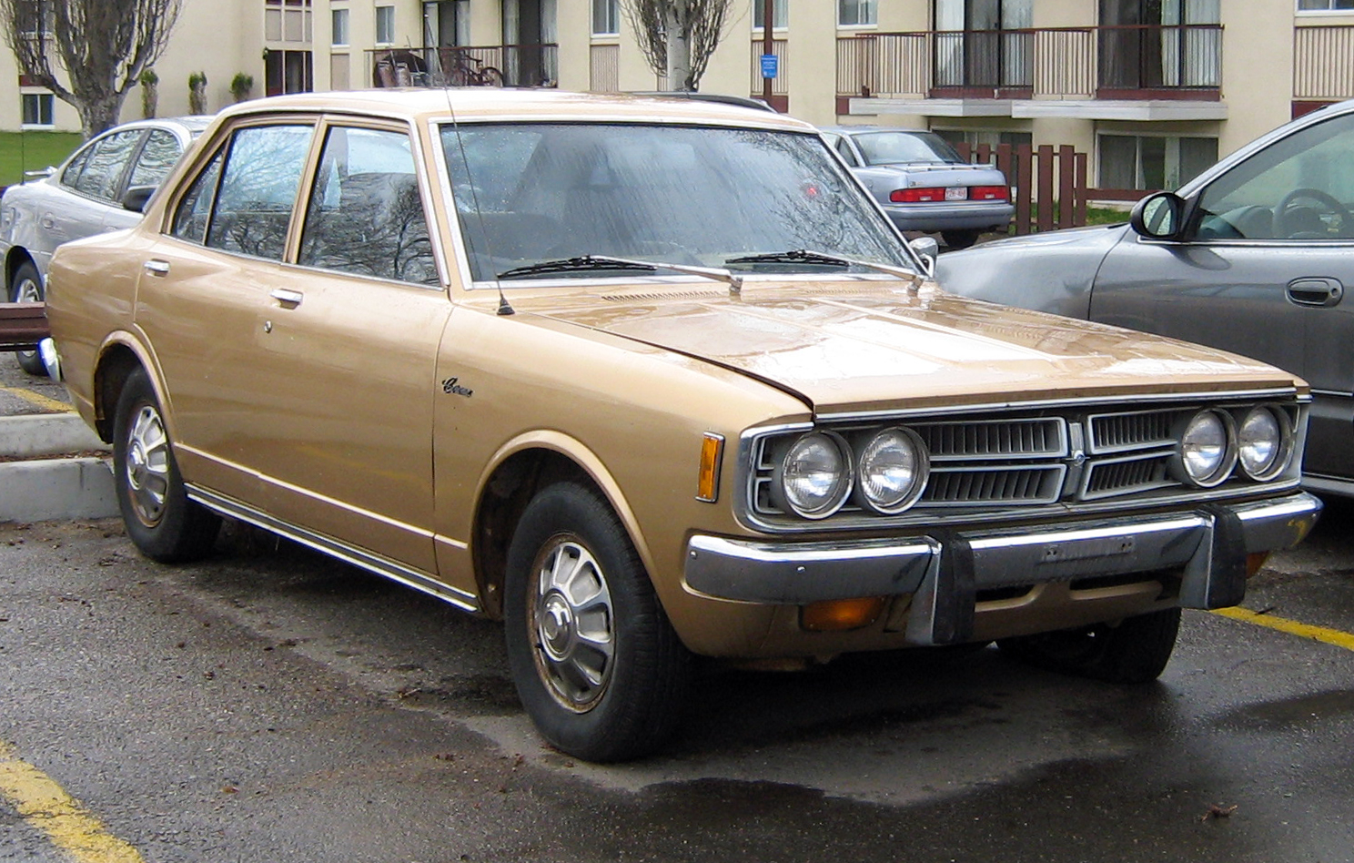 1970 Toyota Corona Information And Photos Momentcar