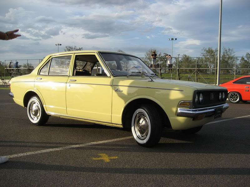 1971 Toyota Corona Information And Photos Momentcar