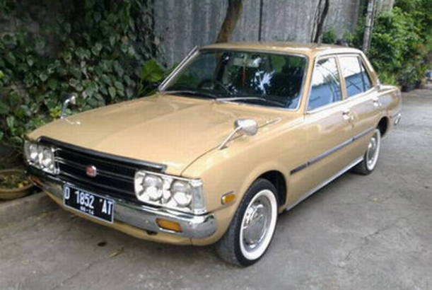 1975 Toyota Corona Information And Photos Momentcar