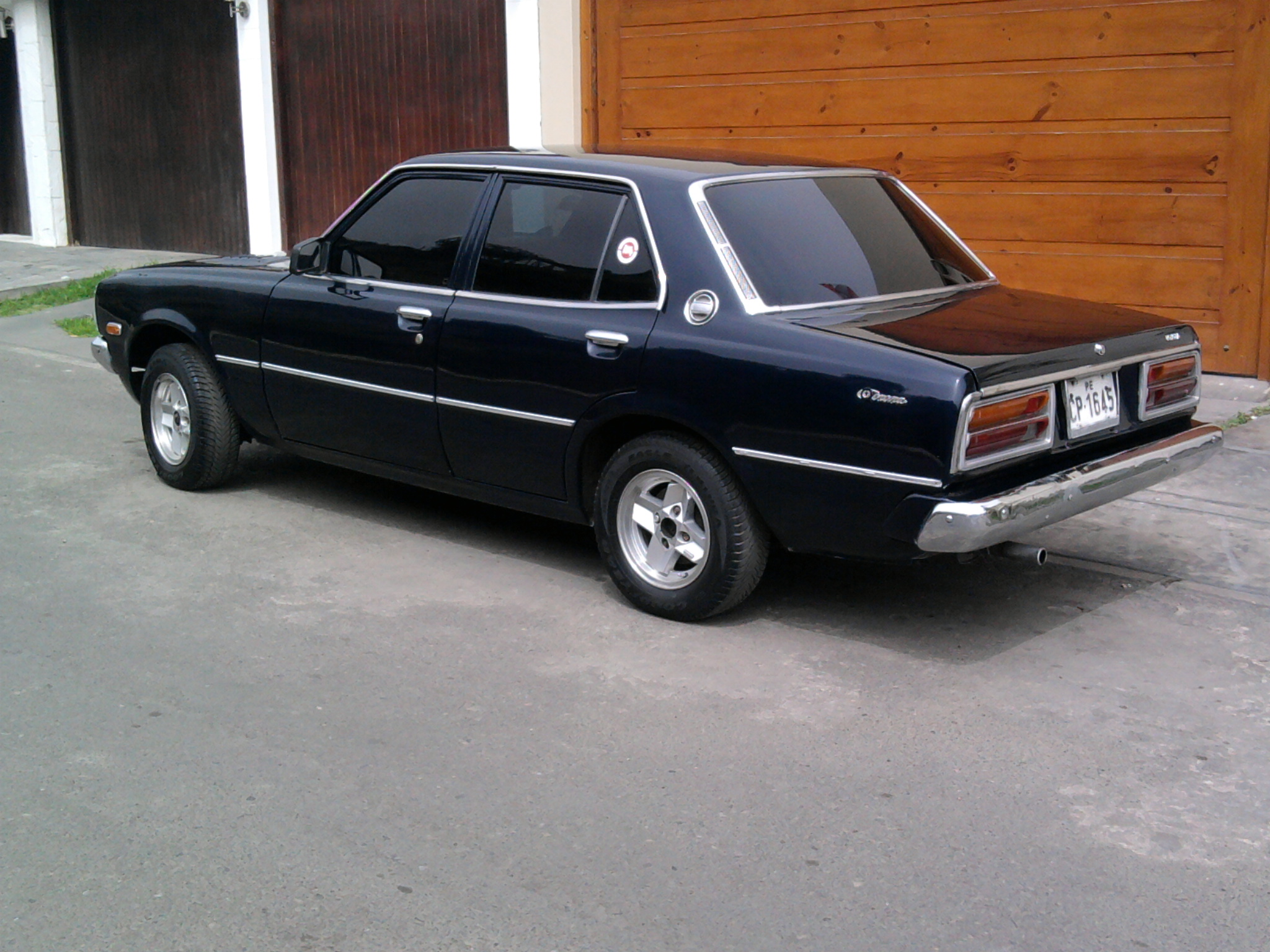 1977 Toyota Corona - Information And Photos