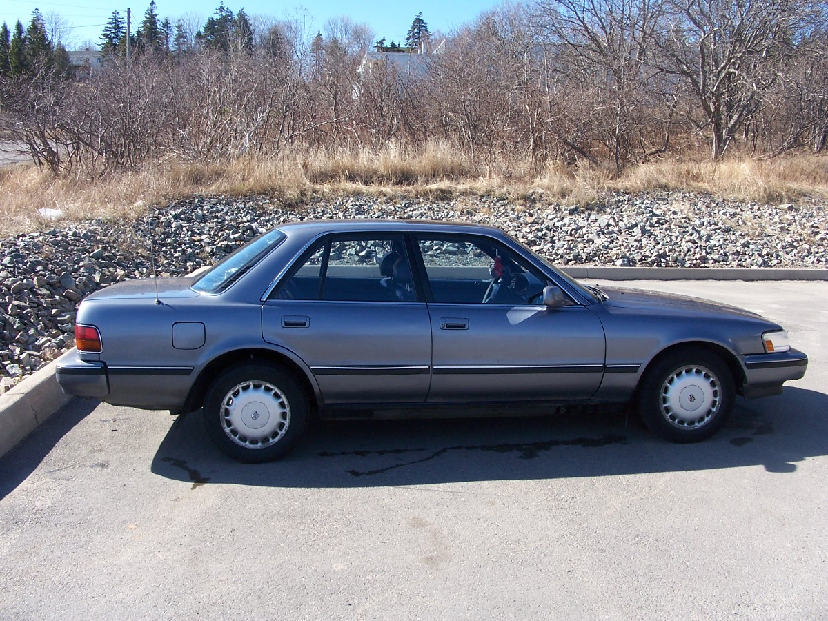 1989 Toyota Cressida - Information And Photos