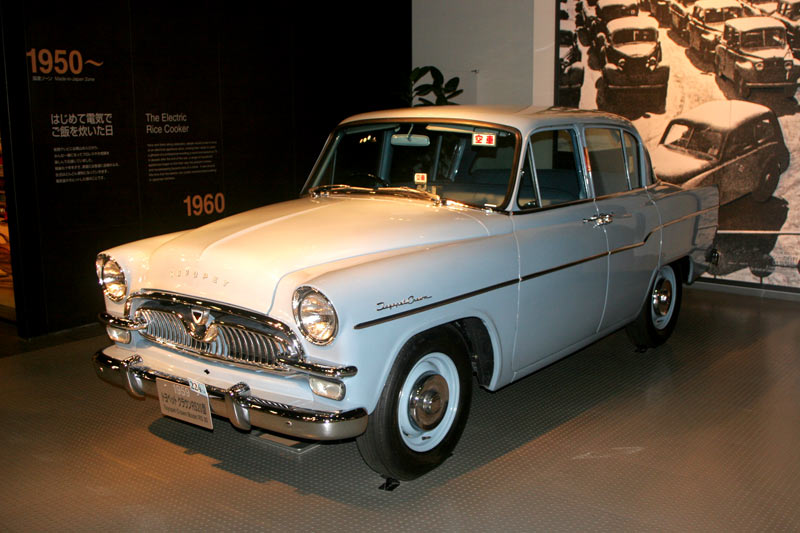 1959 Toyota Crown - Information and photos - MOMENTcar