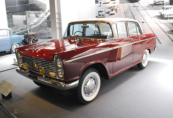Crown Chrysler Dodge Jeep Ram >> 1960 Toyota Crown - Information and photos - MOMENTcar