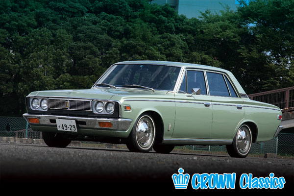 1960 Toyota Crown Information And Photos Momentcar