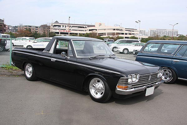 1967 Toyota Crown Information And Photos Momentcar