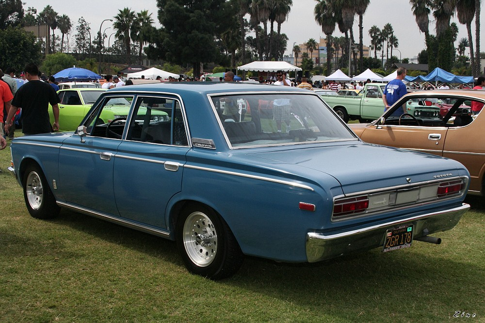 1969 Toyota Crown Information And Photos Momentcar