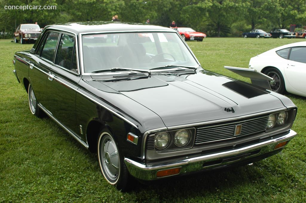 Toyota Crown 1971 9