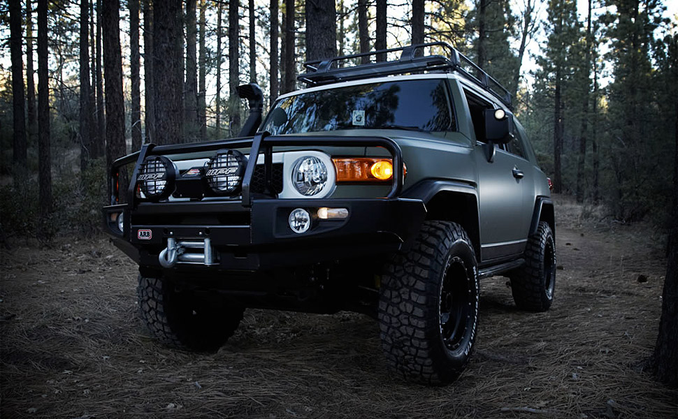 Fj Cruiser Wallpaper 77239  IMGFLASH