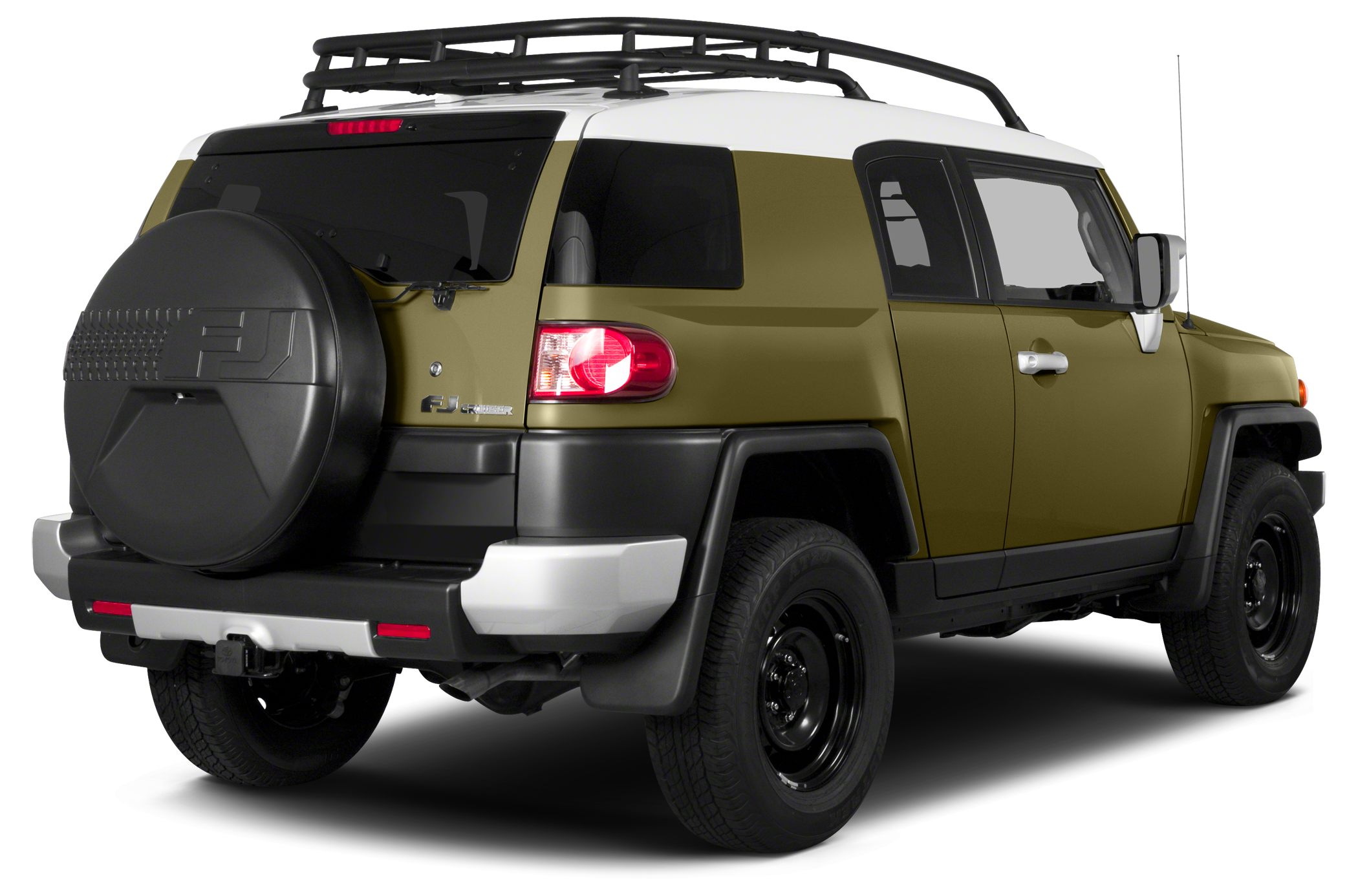 Toyota FJ Cruiser Base #2