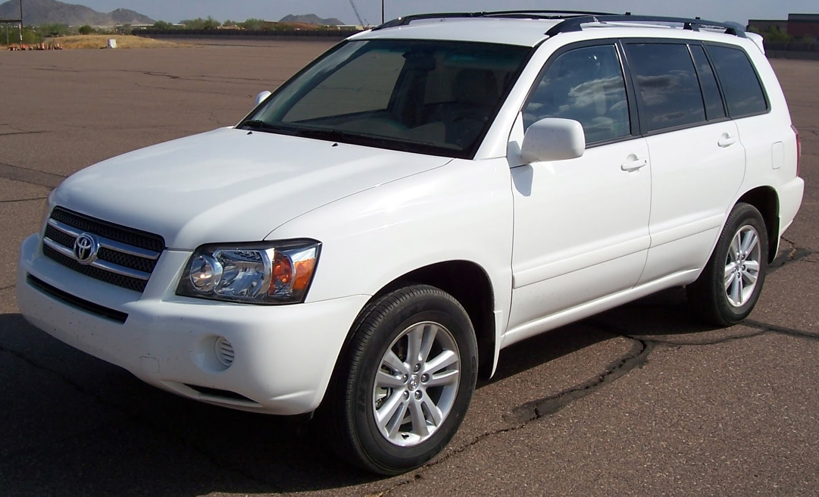 2002 toyota highlander information and photos momentcar
