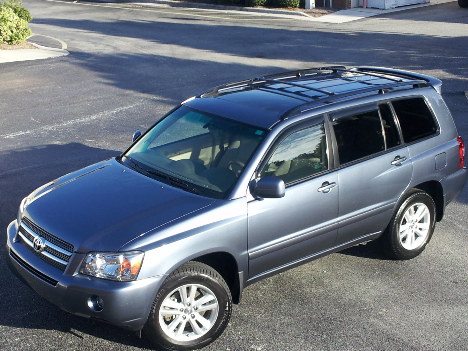 2006 Toyota Highlander - Information And Photos