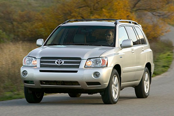 2006 toyota highlander hybrid information and photos momentcar. Black Bedroom Furniture Sets. Home Design Ideas