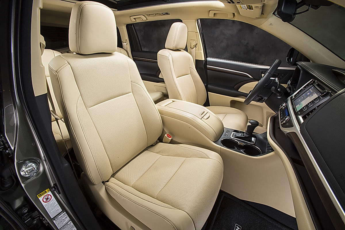 Interior Colors For 2015 Toyota Highlander Bedroom And Living