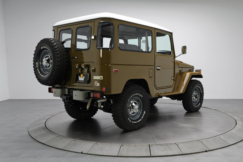 Toyota Fj40 For Sale >> TOYOTA LAND CRUISER - 61px Image #12