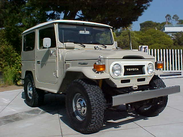 Awesome Download Toyota Land Cruiser 1978 3
