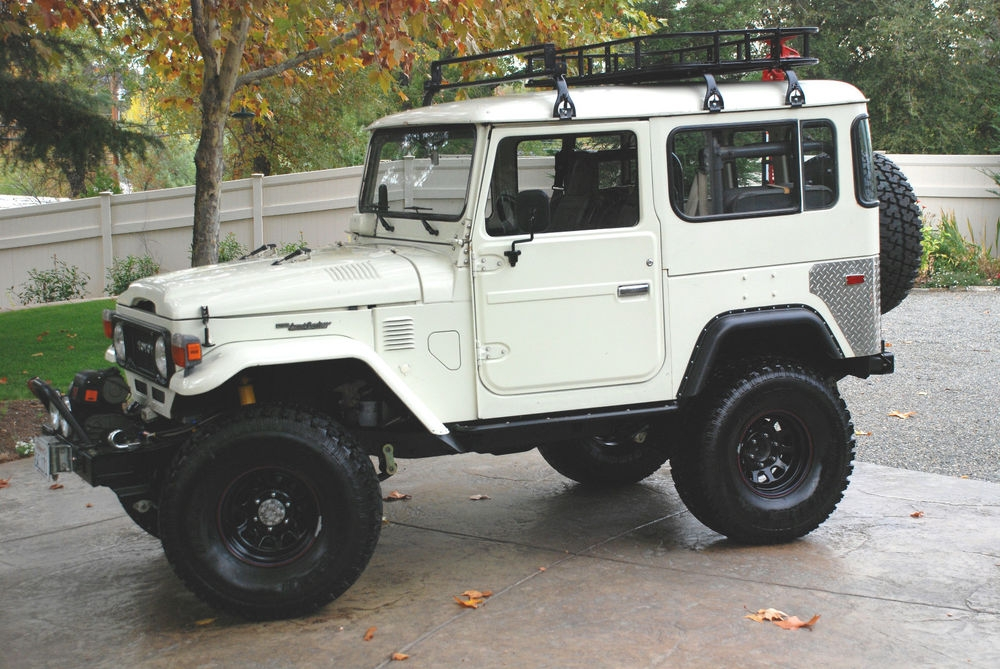 1980 Toyota Land Cruiser Information And Photos Momentcar